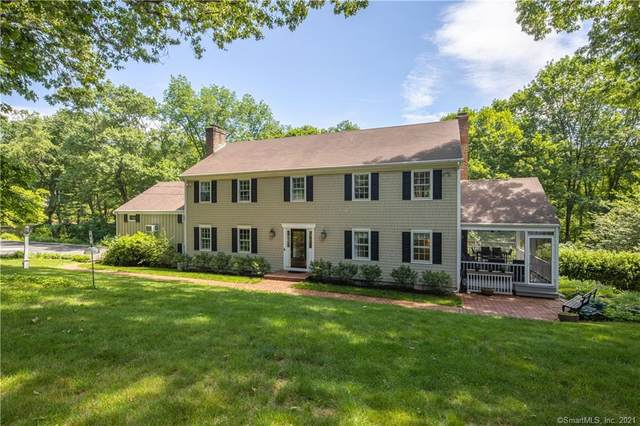 7 Ryders Lane, Wilton, CT 06897 (MLS #170404265) :: The Higgins Group - The CT Home Finder
