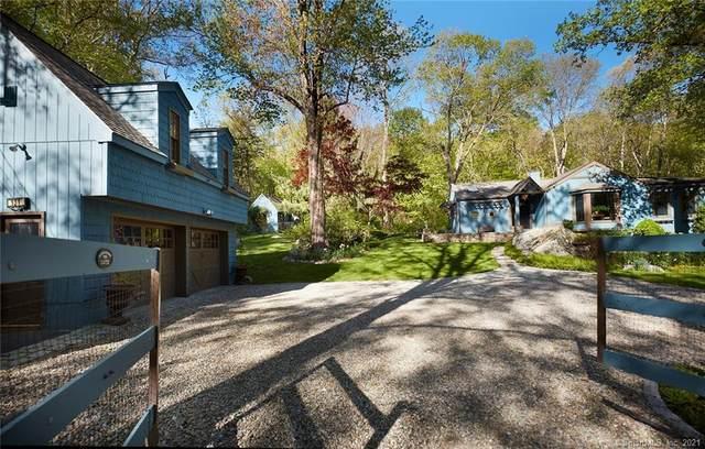 131 Georgetown Road, Weston, CT 06883 (MLS #170404283) :: Faifman Group
