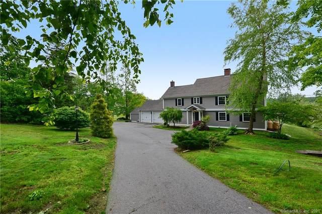 1013 Hartford Pike, Killingly, CT 06241 (MLS #170404482) :: Spectrum Real Estate Consultants