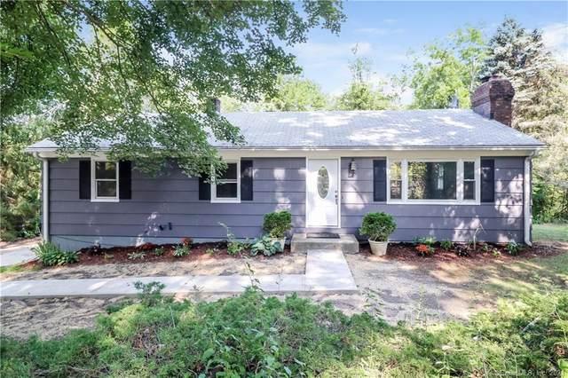 37 Turkey Roost Road, Monroe, CT 06468 (MLS #170404591) :: Spectrum Real Estate Consultants