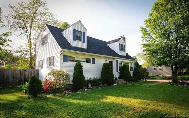 37 Hayes Road, Simsbury, CT 06081 (MLS #170404666) :: Spectrum Real Estate Consultants