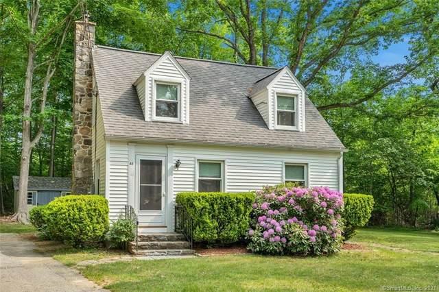 49 Bushy Hill Road, Essex, CT 06442 (MLS #170404720) :: Spectrum Real Estate Consultants