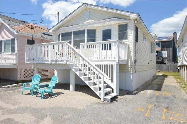 48 Shoreline Drive #48, Stratford, CT 06615 (MLS #170404878) :: Spectrum Real Estate Consultants
