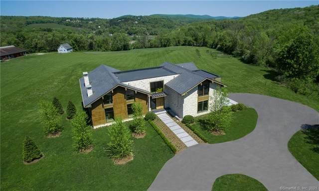 1 Glen Brook Farm Road, Sherman, CT 06784 (MLS #170404895) :: Chris O. Buswell, dba Options Real Estate