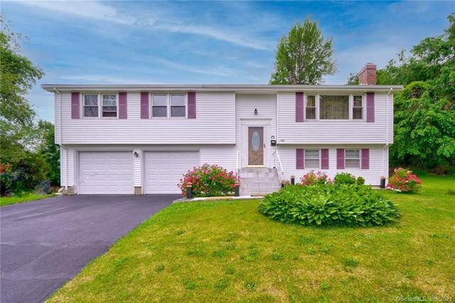 144 Ridge Crest Circle, Wethersfield, CT 06109 (MLS #170404983) :: Hergenrother Realty Group Connecticut