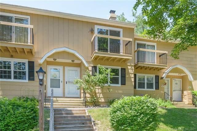 20 Chipmunk Terrace #20, Bethel, CT 06801 (MLS #170404991) :: Team Phoenix