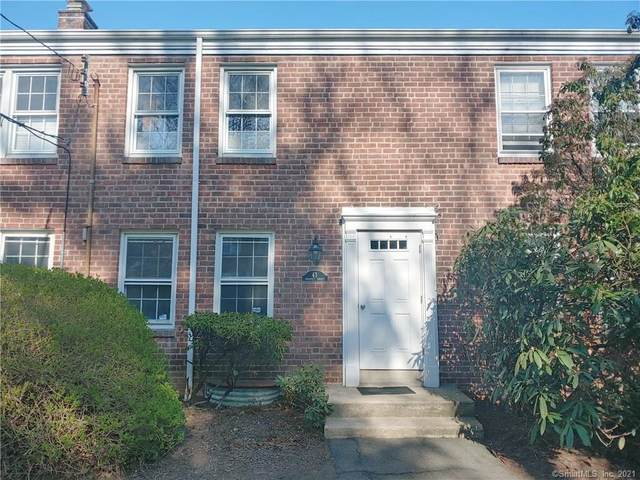 43 Prospect Avenue 1B, Norwalk, CT 06850 (MLS #170405067) :: The Higgins Group - The CT Home Finder