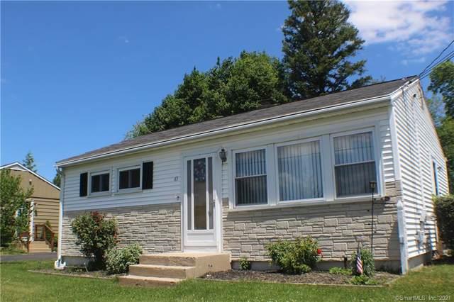 63 Sunset Drive, Derby, CT 06418 (MLS #170405149) :: Michael & Associates Premium Properties | MAPP TEAM