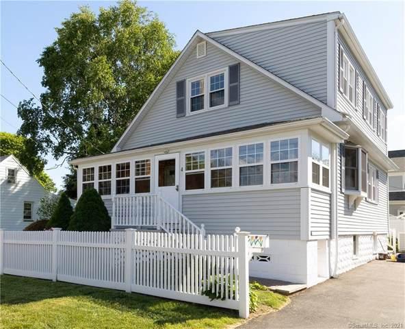43 Kittery Street, Milford, CT 06460 (MLS #170405283) :: Spectrum Real Estate Consultants