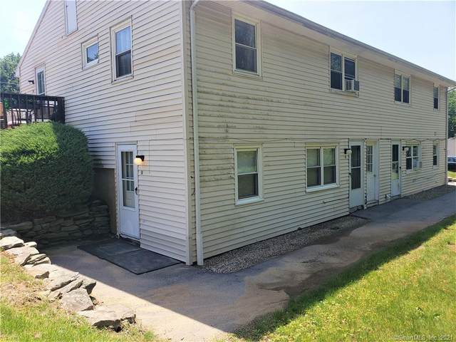 5 White Oak Condo B, Mansfield, CT 06250 (MLS #170405323) :: Anytime Realty