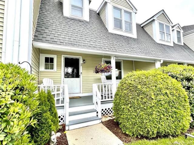 32 Coveside Lane #32, Stonington, CT 06378 (MLS #170405333) :: Spectrum Real Estate Consultants