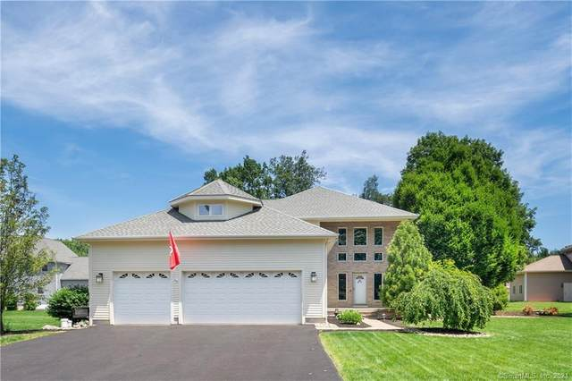 30 Stonehenge Road, South Windsor, CT 06074 (MLS #170405335) :: Anytime Realty