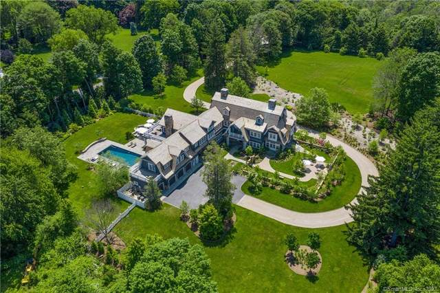 727 Smith Ridge Road, New Canaan, CT 06840 (MLS #170405384) :: Linda Edelwich Company Agents on Main