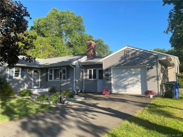 171 Glenview Drive, Newington, CT 06111 (MLS #170405386) :: Hergenrother Realty Group Connecticut