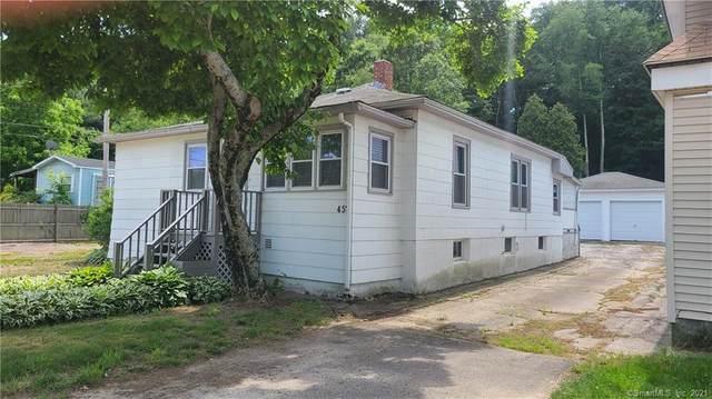 457 Windham Road, Windham, CT 06226 (MLS #170405411) :: Sunset Creek Realty