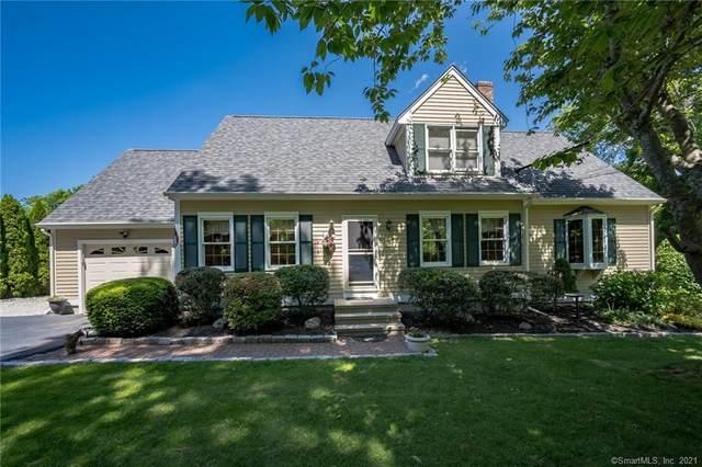 100 Cow Hill Road, Clinton, CT 06413 (MLS #170405456) :: Spectrum Real Estate Consultants