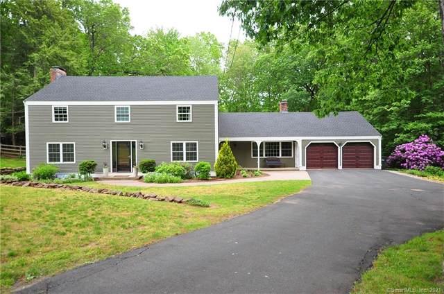 73 Blue Ridge Drive, Simsbury, CT 06070 (MLS #170405474) :: Spectrum Real Estate Consultants