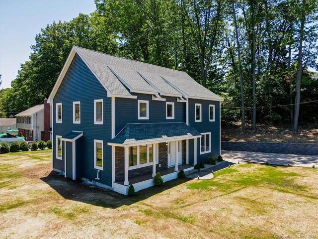 745 Nott Street, Wethersfield, CT 06109 (MLS #170405483) :: Hergenrother Realty Group Connecticut