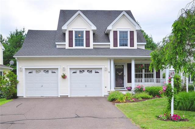 3 Overbrook #3, Farmington, CT 06085 (MLS #170405521) :: Anytime Realty