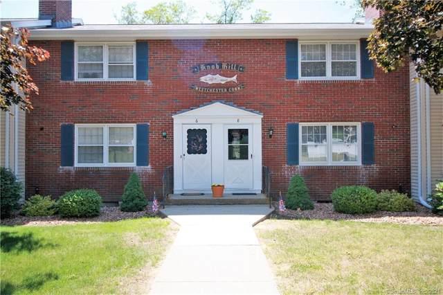 8 Boulder Road #8, Colchester, CT 06415 (MLS #170405641) :: Spectrum Real Estate Consultants