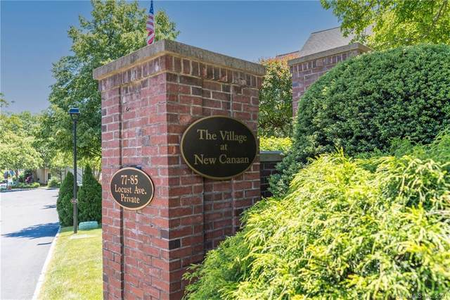 77 Locust Avenue #111, New Canaan, CT 06840 (MLS #170405677) :: The Higgins Group - The CT Home Finder