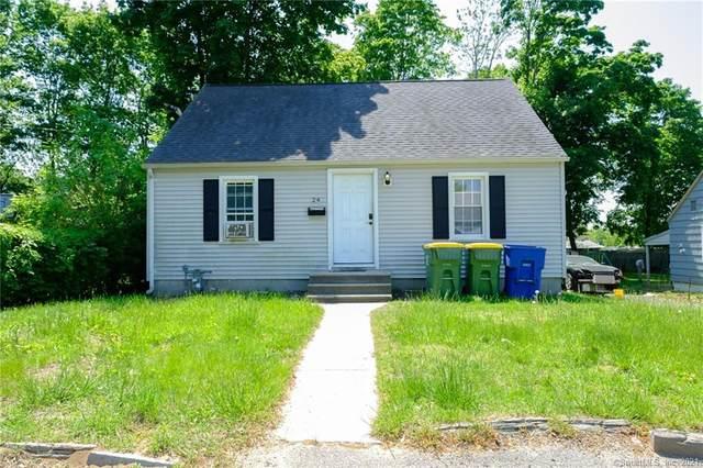 24 Friend Street, Waterbury, CT 06706 (MLS #170405694) :: Michael & Associates Premium Properties   MAPP TEAM