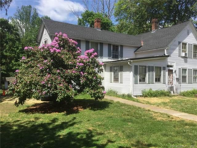 158 Main Street, East Hampton, CT 06424 (MLS #170405725) :: Mark Boyland Real Estate Team