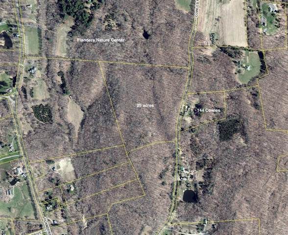 Lot 11 Cowles Road, Woodbury, CT 06798 (MLS #170405763) :: GEN Next Real Estate