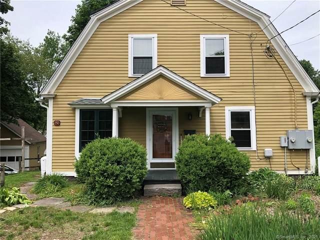 56 Prospect Street, Stafford, CT 06076 (MLS #170405883) :: Spectrum Real Estate Consultants