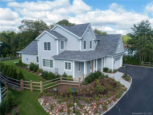 554 River Road, Greenwich, CT 06807 (MLS #170405892) :: Spectrum Real Estate Consultants