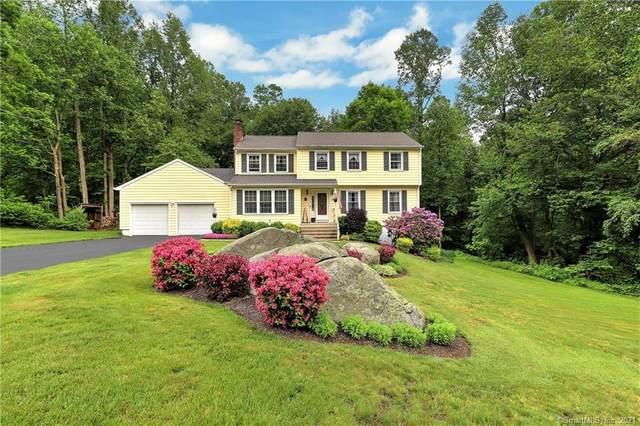 15 Harmony Lane, Monroe, CT 06468 (MLS #170405916) :: Spectrum Real Estate Consultants