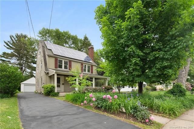 226 N Quaker Lane N, West Hartford, CT 06119 (MLS #170405933) :: Sunset Creek Realty