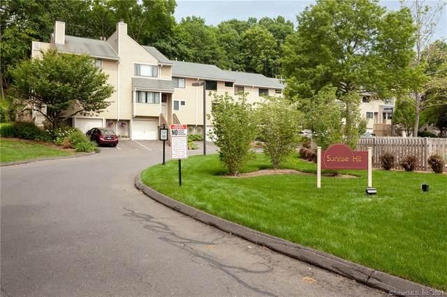 89 Sunrise Hill Road #89, Norwalk, CT 06851 (MLS #170405936) :: Spectrum Real Estate Consultants