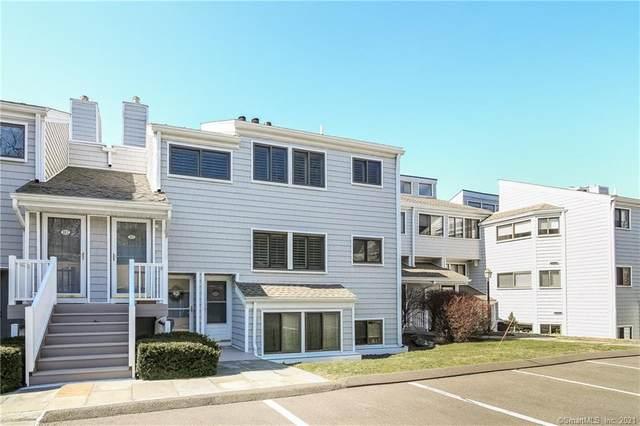 109 Rowayton Woods Drive #109, Norwalk, CT 06854 (MLS #170406011) :: Spectrum Real Estate Consultants