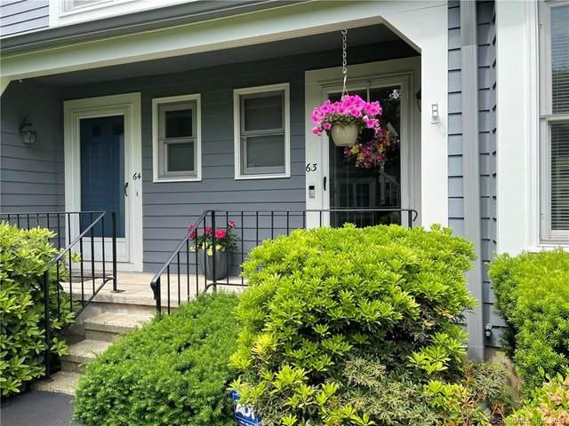 63 Fawn Ridge Lane #63, Norwalk, CT 06851 (MLS #170406053) :: Spectrum Real Estate Consultants