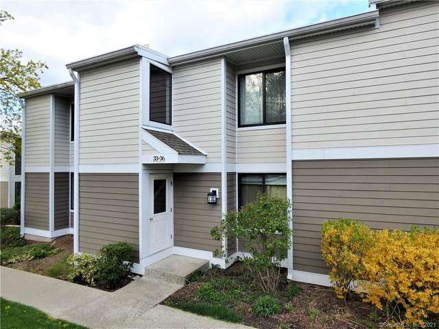 35 Lawson Lane #35, Ridgefield, CT 06877 (MLS #170406065) :: Sunset Creek Realty