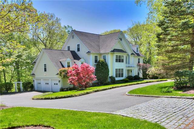 1701 Fence Row Drive, Fairfield, CT 06824 (MLS #170406088) :: Spectrum Real Estate Consultants