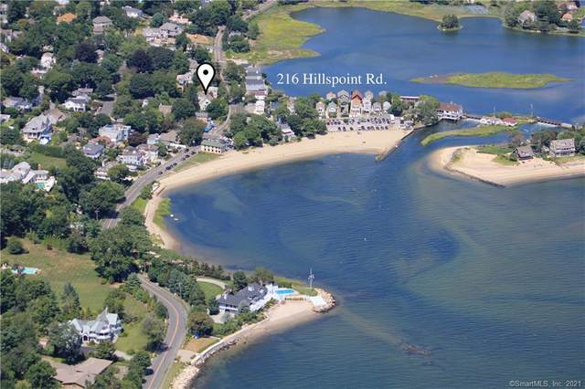216L Hillspoint Road, Westport, CT 06880 (MLS #170406091) :: Michael & Associates Premium Properties | MAPP TEAM