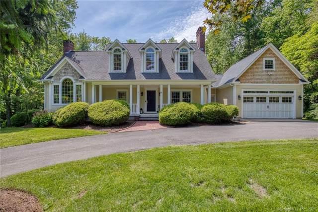 9 Ridge Road, Simsbury, CT 06070 (MLS #170406116) :: Spectrum Real Estate Consultants