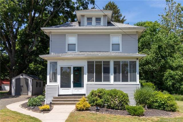 39 Burritt Street, Southington, CT 06479 (MLS #170406130) :: The Higgins Group - The CT Home Finder