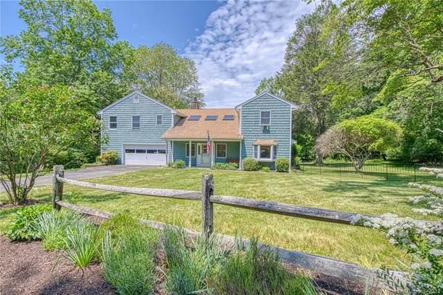 5 Skyview Lane, Norwalk, CT 06851 (MLS #170406135) :: Spectrum Real Estate Consultants