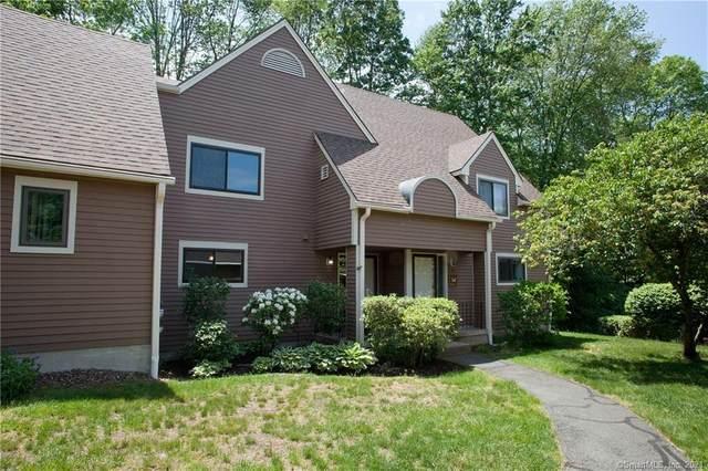 4 Mallard Circle #4, Simsbury, CT 06081 (MLS #170406205) :: Spectrum Real Estate Consultants