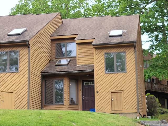 44 Tolland Avenue #18, Stafford, CT 06076 (MLS #170406243) :: Spectrum Real Estate Consultants