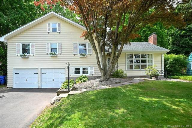 29 Ivy Lane, Newington, CT 06111 (MLS #170406250) :: Hergenrother Realty Group Connecticut