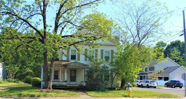 110 W Main Street, Plainville, CT 06062 (MLS #170406251) :: Coldwell Banker Premiere Realtors