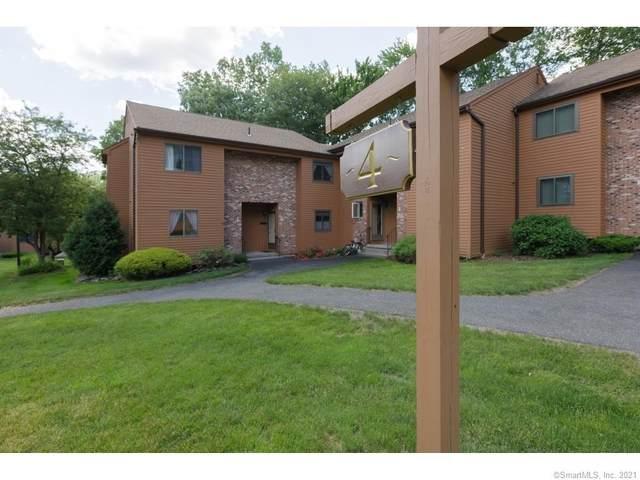 150 Burritt Street 4L, Southington, CT 06479 (MLS #170406272) :: Coldwell Banker Premiere Realtors