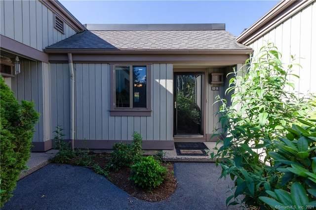 12 Heritage Circle B, Southbury, CT 06488 (MLS #170406323) :: Tim Dent Real Estate Group
