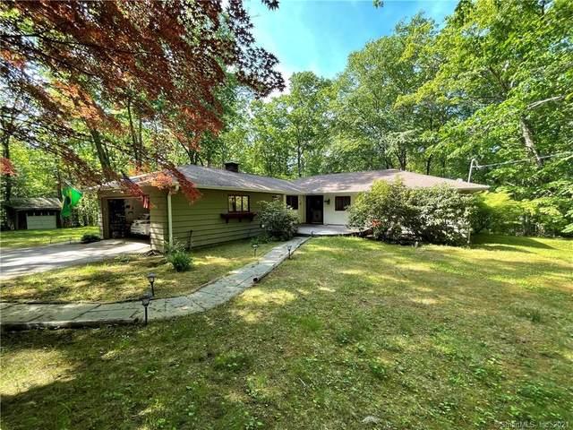 901 Main Street, Monroe, CT 06468 (MLS #170406324) :: Spectrum Real Estate Consultants
