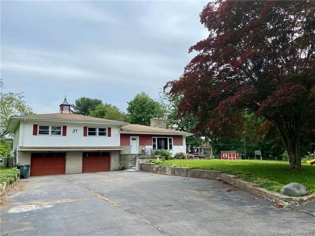 37 Lakeside Road, Milford, CT 06460 (MLS #170406329) :: Spectrum Real Estate Consultants