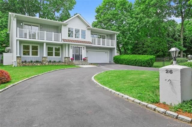 26 Miramar Lane, Stamford, CT 06902 (MLS #170406378) :: Michael & Associates Premium Properties | MAPP TEAM